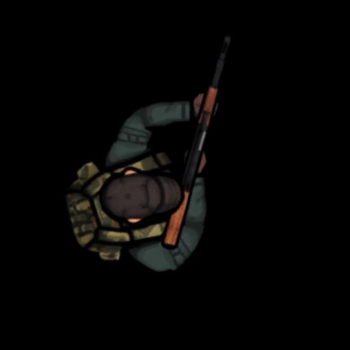배틀그라운드 2D Survivor GUN