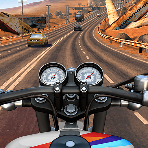 Moto Rider GO: Highway Traffic 1.28.4 apk for android