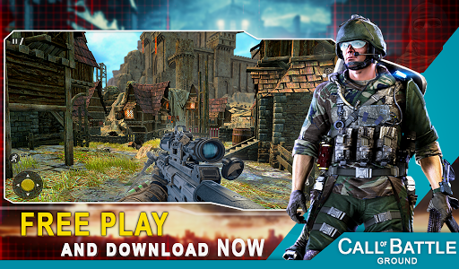 Call of Modern War Duty : Mobile Fps Shooting Game - صورة للبرنامج  #9