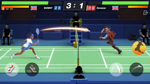 Badminton Blitz - Free PVP Online Sports Game - صورة للبرنامج #20