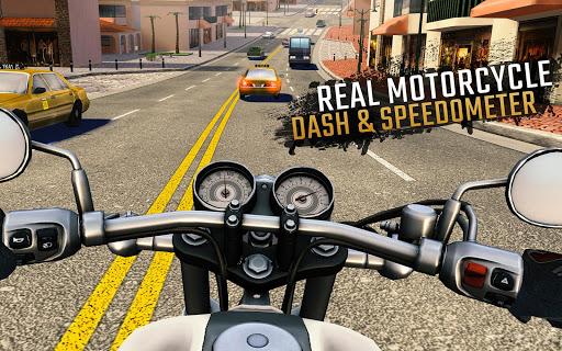 Moto Rider GO: Highway Traffic - صورة للبرنامج  #24
