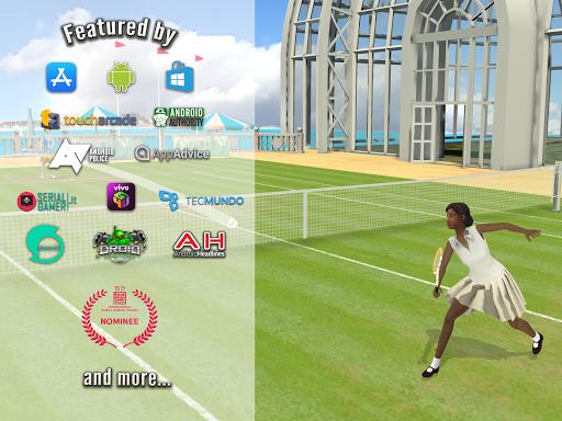 World of Tennis: Roaring '20s — online sports game - صورة للبرنامج  #14