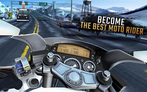Moto Rider GO: Highway Traffic - صورة للبرنامج  #6