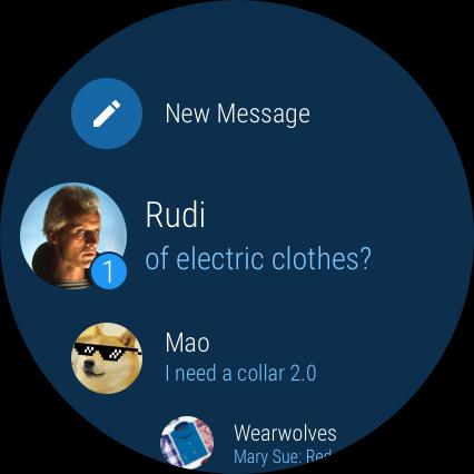 Telegram - صورة للبرنامج #8