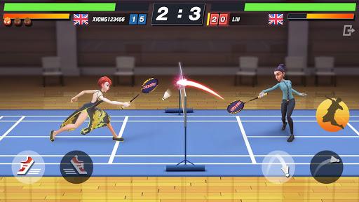 Badminton Blitz - Free PVP Online Sports Game - صورة للبرنامج #1