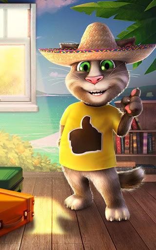 القط توم المتكلم 2 - صورة للبرنامج #16