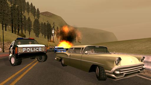 Grand Theft Auto: San Andreas - صورة للبرنامج #9