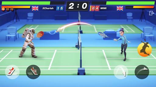 Badminton Blitz - Free PVP Online Sports Game - صورة للبرنامج #18