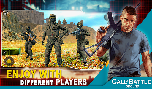 Call of Modern War Duty : Mobile Fps Shooting Game - صورة للبرنامج  #7