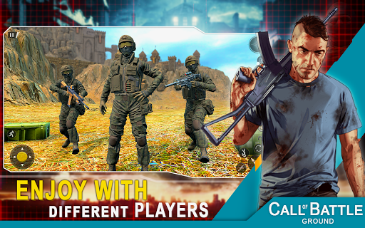 Call of Modern War Duty : Mobile Fps Shooting Game - صورة للبرنامج  #4