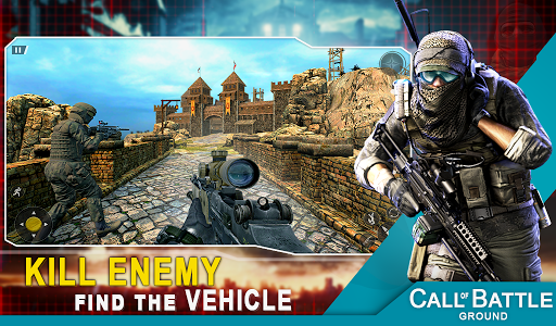 Call of Modern War Duty : Mobile Fps Shooting Game - صورة للبرنامج  #8