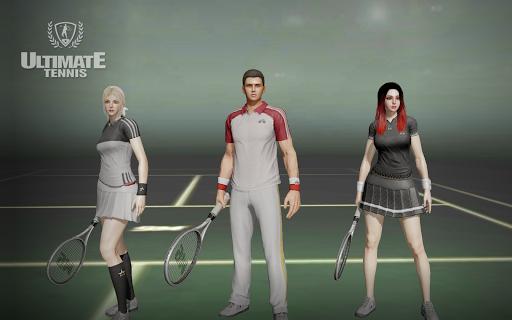 Ultimate Tennis - صورة للبرنامج #9