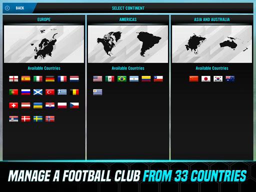 Soccer Manager 2021 - Football Management Game - صورة للبرنامج #12