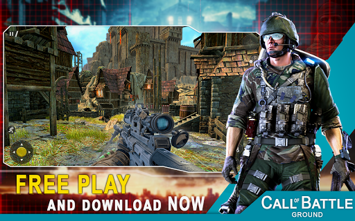 Call of Modern War Duty : Mobile Fps Shooting Game - صورة للبرنامج  #6