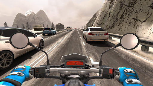 Traffic Rider - صورة للبرنامج  #2