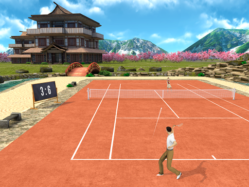 World of Tennis: Roaring '20s — online sports game - صورة للبرنامج  #23