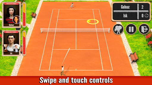 World of Tennis: Roaring '20s — online sports game - صورة للبرنامج  #2