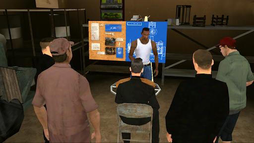 Grand Theft Auto: San Andreas - صورة للبرنامج #8