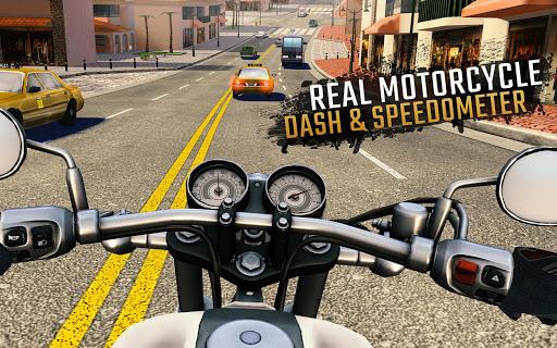 Moto Rider GO: Highway Traffic - صورة للبرنامج  #16