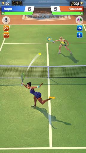 Tennis Clash: رياضات 3D - مجانية متعددة اللاعبين - صورة للبرنامج #13