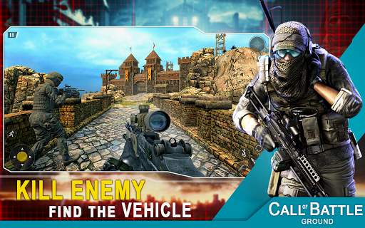 Call of Modern War Duty : Mobile Fps Shooting Game - صورة للبرنامج  #5