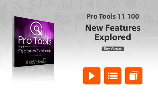 AV For Pro Tools 11 Features - صورة للبرنامج  #1