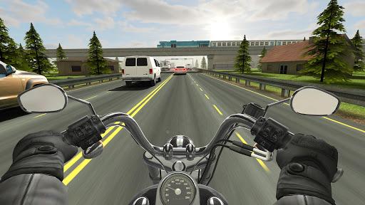 Traffic Rider - صورة للبرنامج  #1
