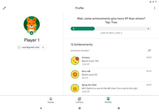 Google Play - صورة للبرنامج #12