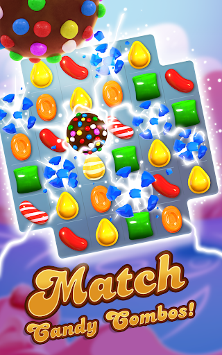 Candy Crush Saga - صورة للبرنامج  #7