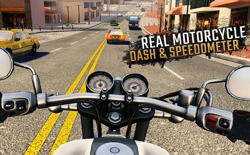 Moto Rider GO: Highway Traffic - صورة للبرنامج  #8