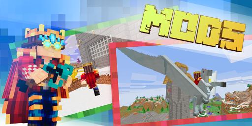 MOD-MASTER for Minecraft PE (Pocket Edition) Free - صورة للبرنامج #10