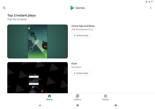 Google Play - صورة للبرنامج #7