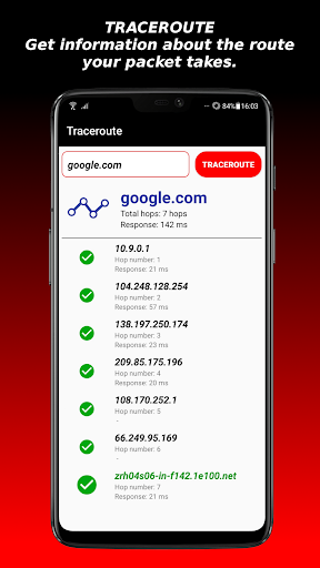 RedBox - Network Scanner - صورة للبرنامج #6