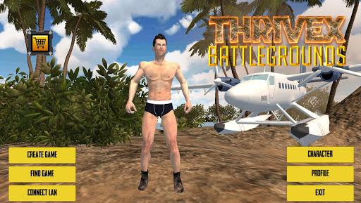 ThriveX Survival - Battlegrounds Royale - صورة للبرنامج #1