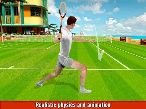 World of Tennis: Roaring '20s — online sports game - صورة للبرنامج  #9