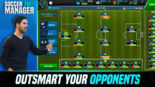 Soccer Manager 2021 - Football Management Game - صورة للبرنامج #5