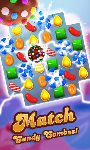 Candy Crush Saga - صورة للبرنامج  #1