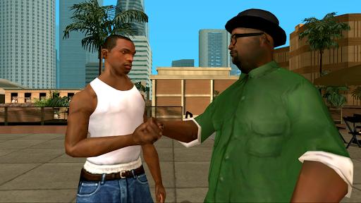 Grand Theft Auto: San Andreas - صورة للبرنامج #5