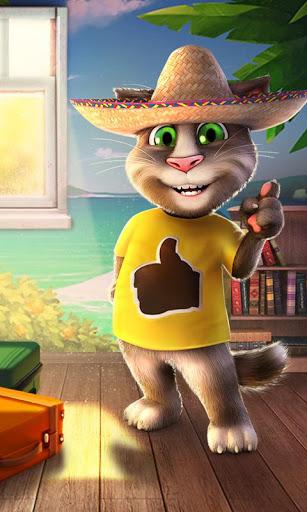 القط توم المتكلم 2 - صورة للبرنامج #4