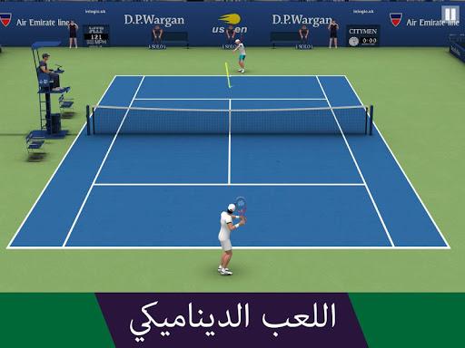 Tennis World Open 2021: Ultimate 3D Sports Games - صورة للبرنامج #4