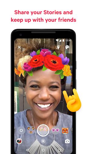 Messenger - مراسلات نصية ومكالمات فيديو بالمجان - صورة للبرنامج #7