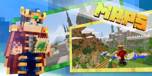 MOD-MASTER for Minecraft PE (Pocket Edition) Free - صورة للبرنامج #2