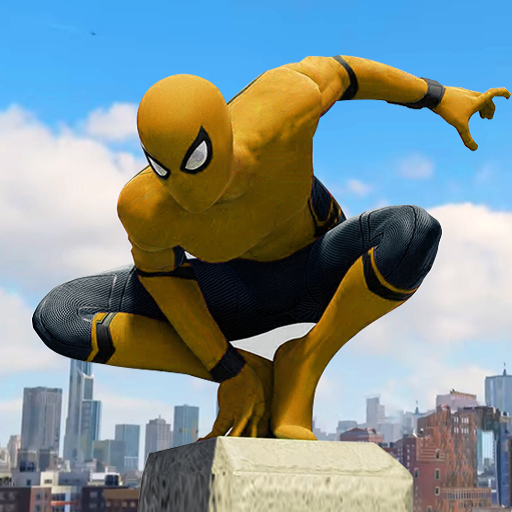 Spider Rope Hero - Gangster New York City 1.0.15 apk for android