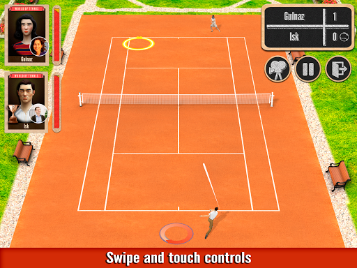 World of Tennis: Roaring '20s — online sports game - صورة للبرنامج  #10