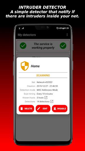 RedBox - Network Scanner - صورة للبرنامج #4