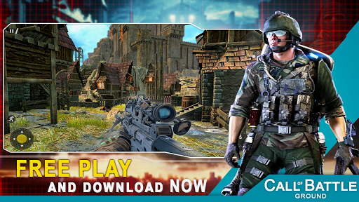 Call of Modern War Duty : Mobile Fps Shooting Game - صورة للبرنامج  #1