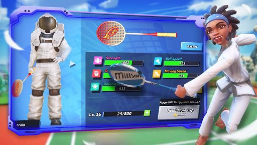 Badminton Blitz - Free PVP Online Sports Game - صورة للبرنامج #14