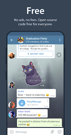 Telegram - صورة للبرنامج #5
