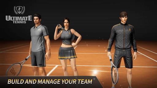 Ultimate Tennis - صورة للبرنامج #2