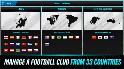 Soccer Manager 2021 - Football Management Game - صورة للبرنامج #2